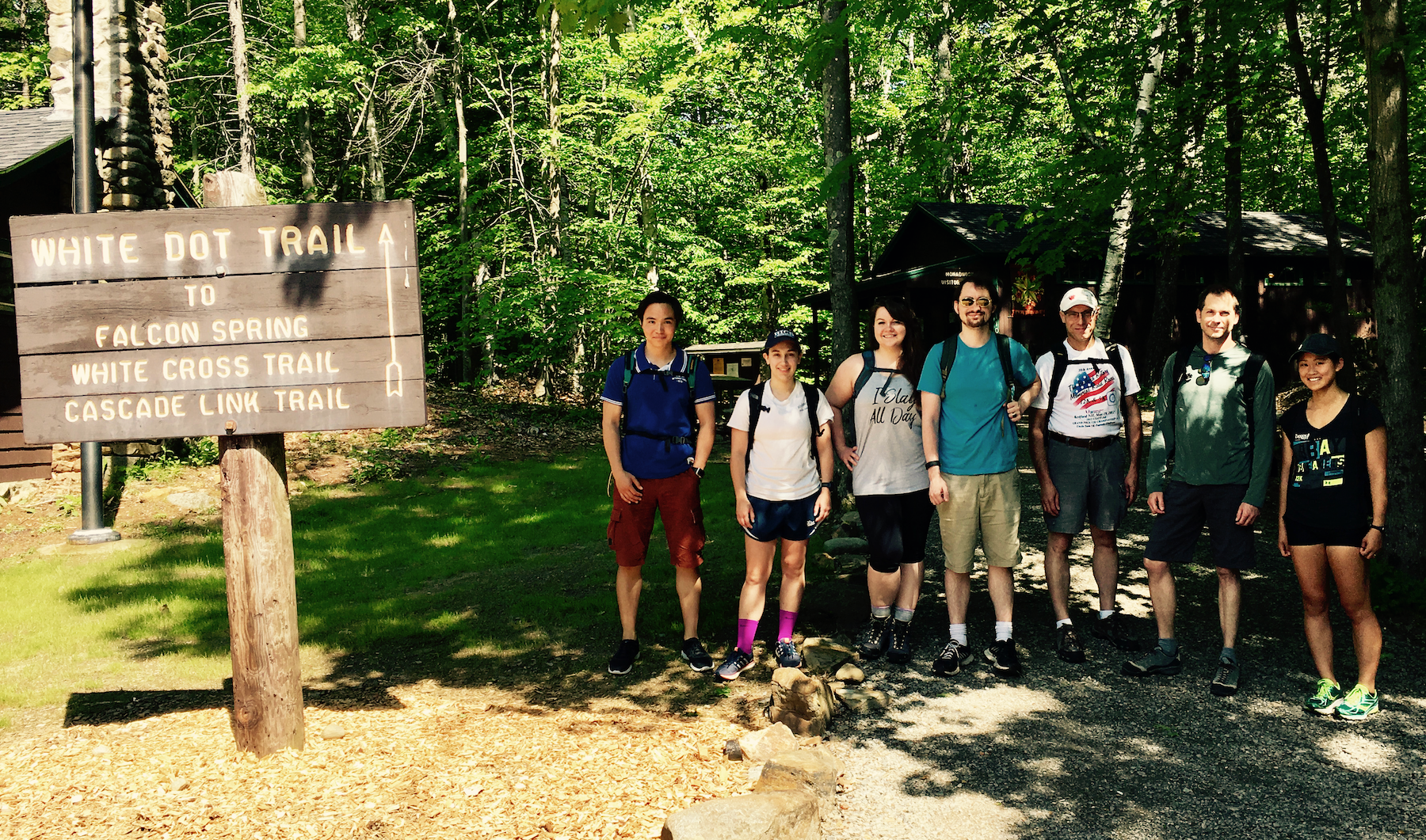 Lab 2017 at Monadnock, NH